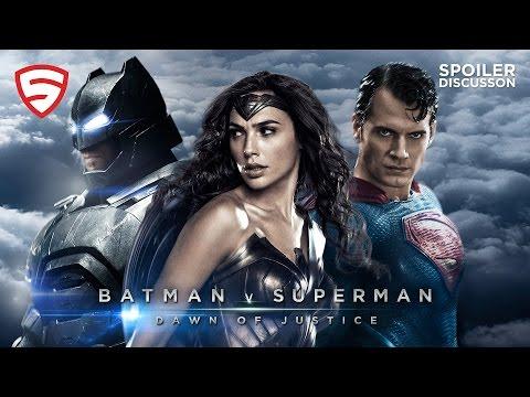 Batman v Superman: Dawn of Justice - Spoiler Discussion