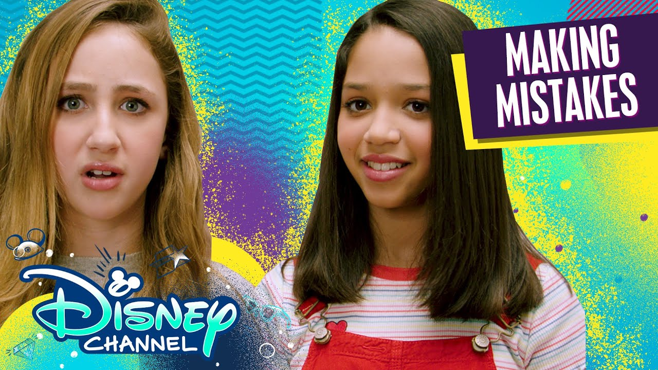 How to Bounce Back After a Mistake | Sydney to the Max | Disney Channel