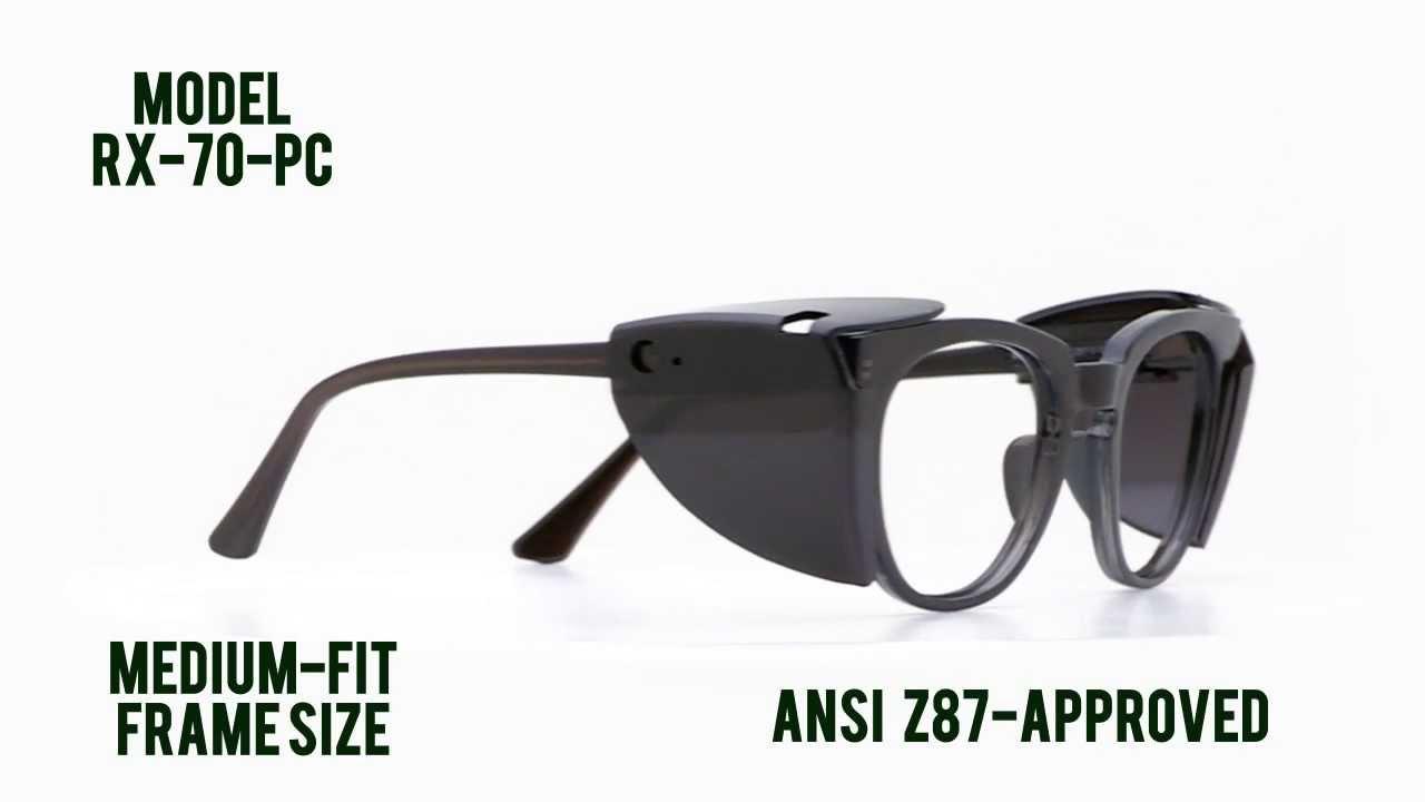 d1df4d5b92 RX-70-PC Prescription Safety Glasses