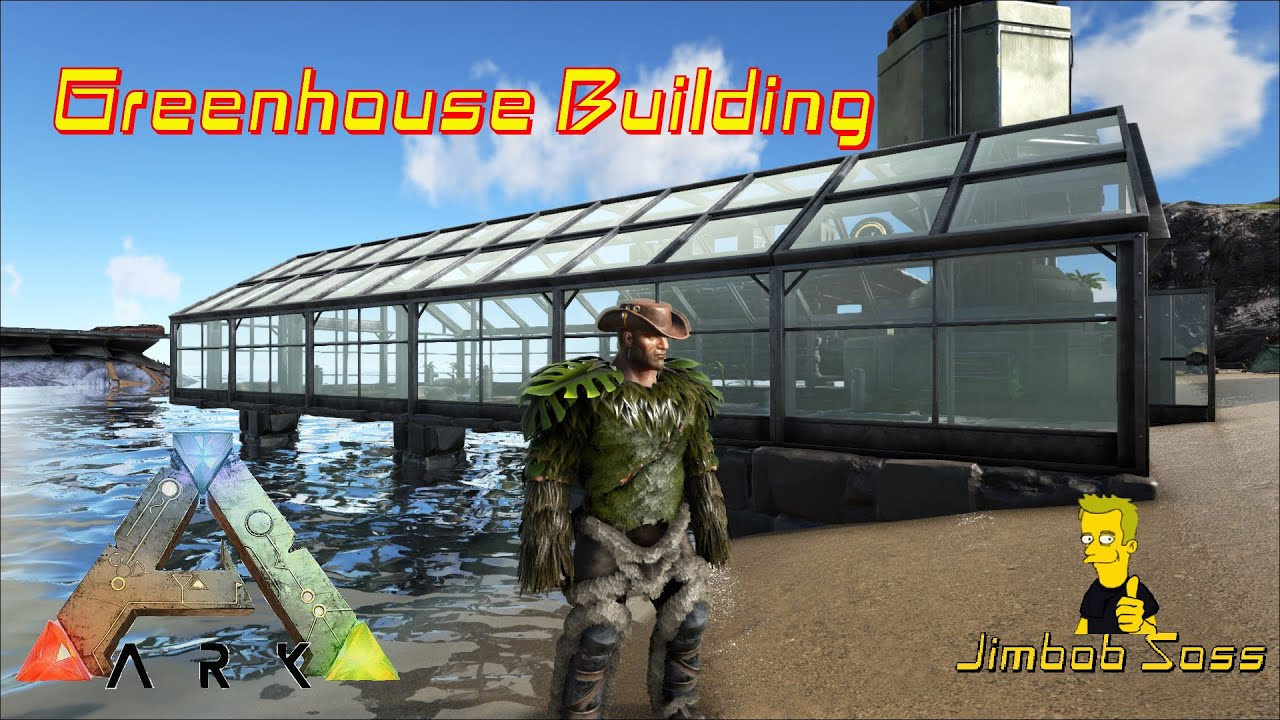 Ark survival evolved greenhouse building 300 effect youtube malvernweather Choice Image