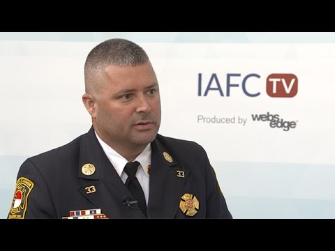 Chief Brian Wade on becoming IAFC's 2017 Volunteer Fire Chief of the Year