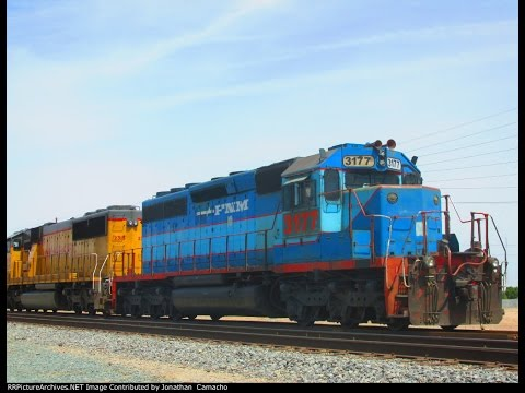 The Epic Railfan Trip to Mexicali, MX Day 1 4-10-15