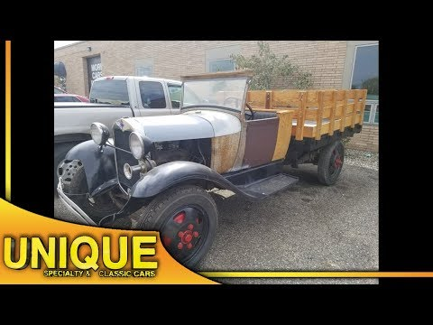 1930 Ford Model AA Truck For Sale
