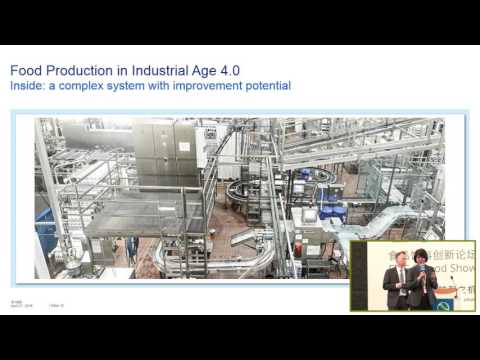 FBIF2016 Opportunities and Challenges of Food Production in Industrial Age 4 0