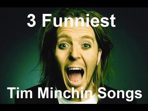3 Funniest Tim Minchin Songs