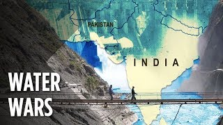 India China and Water Issue