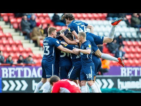 Goal Cam: Charlton Athletic vs Southend United