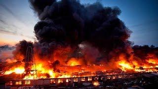 Последние новости : Пожар в Москве