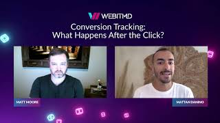 Conversion Tracking: What Happens After the Click? | PPC Management Service & Expertise | WEBITMD