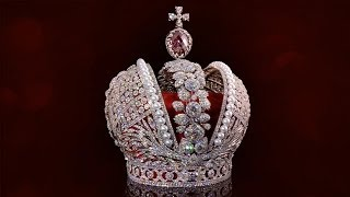 Studded Crown Replica Goes on Display in Moscow