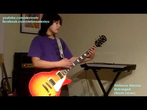 Guns N' Roses – Estranged (Slash Guitar cover by Stefanos Alexiou)