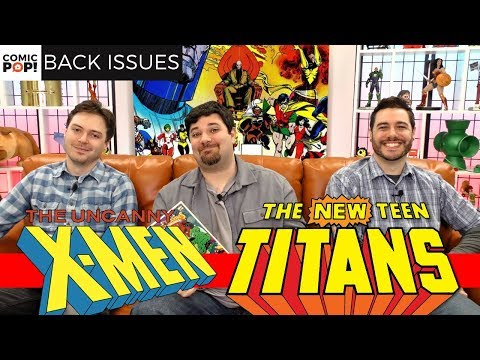 X-Men Vs Teen Titans - The Origin Of The Source Wall - Back Issues