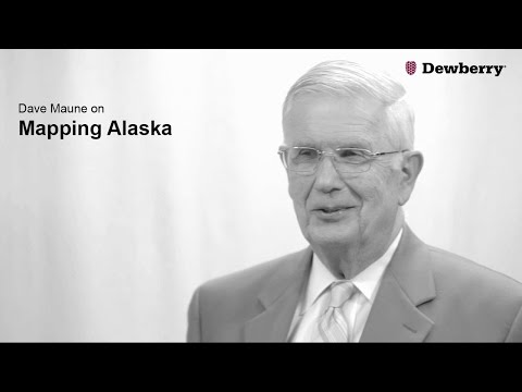 Dave Maune on Mapping Alaska