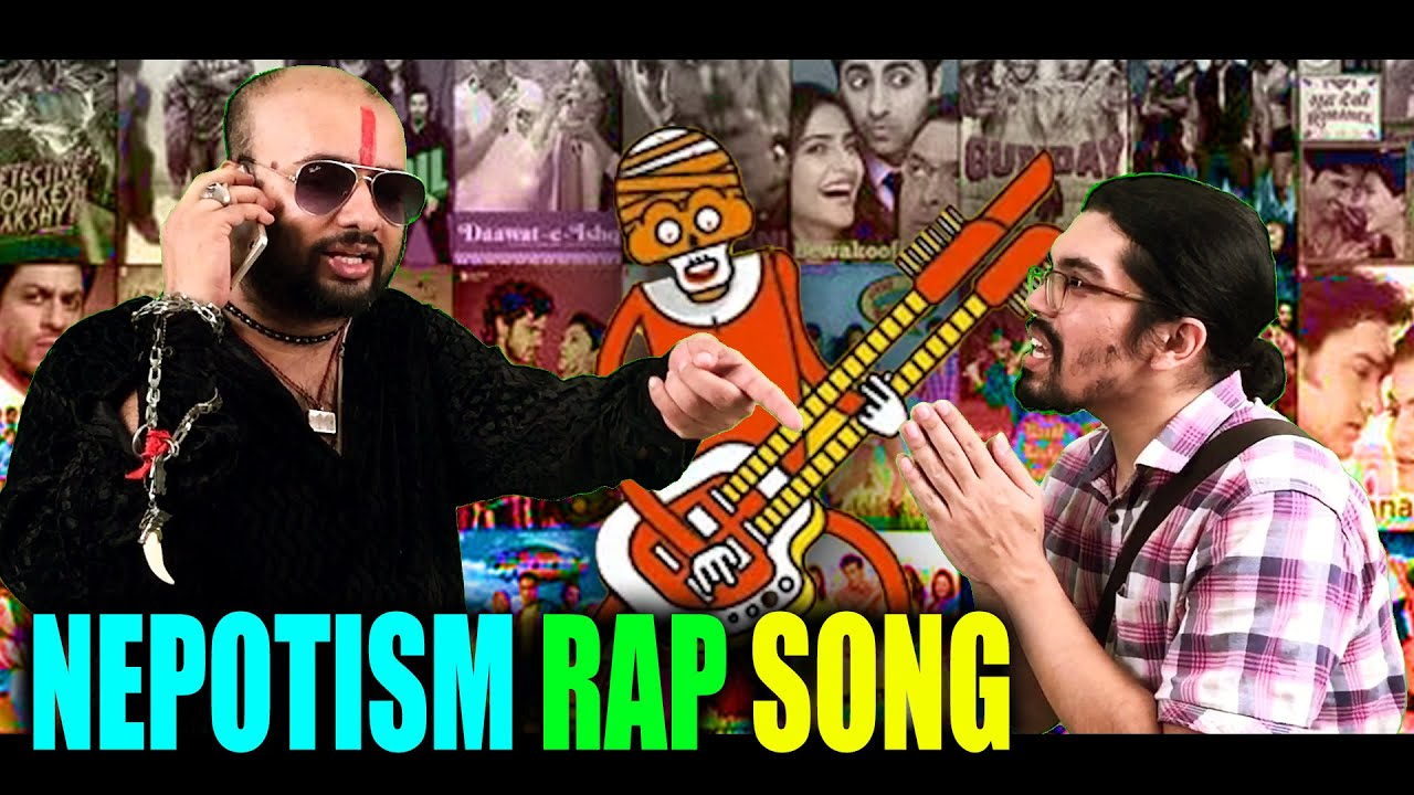 Nepotism Rap Song | Say No To Nepotism | Ft. Gaanchor | Khokon & Co.