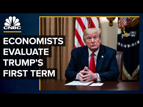 Economists Evaluate Trump's First Term | What's Next For The U.S. Economy