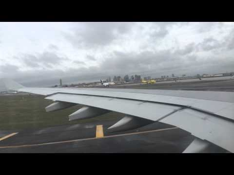 Boston Logan Airport To Charlotte Douglas International Airport On American Airlines A330