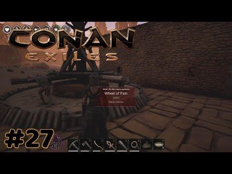 conan exiles how to kill trall