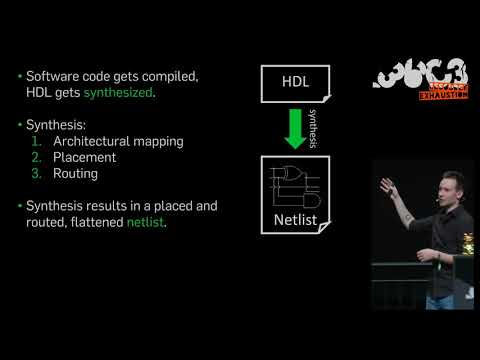 36C3 -  HAL - The Open-Source Hardware Analyzer