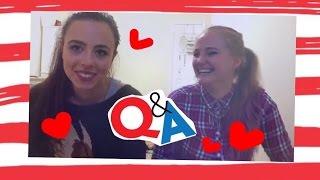 TAG: Вопрос-Ответ. Dasha&Viola