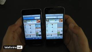 Apple iPod touch nano e shuffle Vs iPhone da Telefonino.net