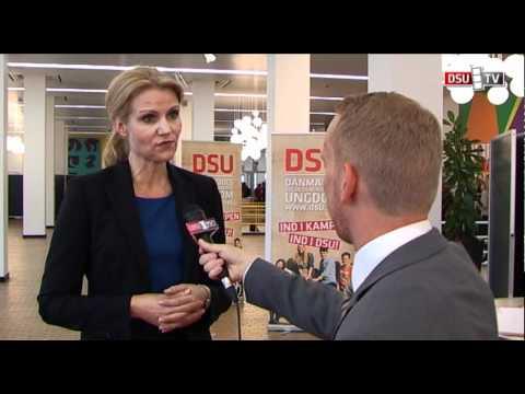 Interview med Helle Thorning-Schmidt