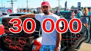 Стрим на 30000 подписчиков
