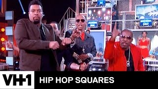 deray proposes a dance off between bell biv devoe swv   hip hop squares