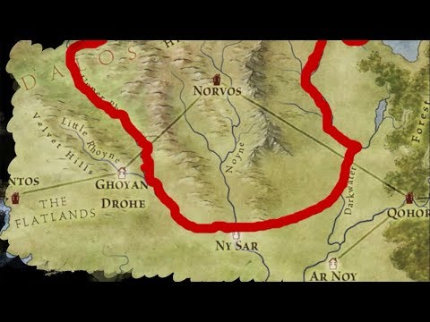 Norvos, One of the Free Cities Settled by Religious Sect | Essos