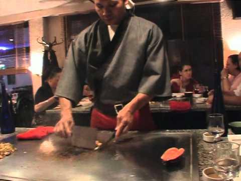 D couvrez la vraie cuisine japonaise discover the real - Restaurant japonais cuisine devant vous ...