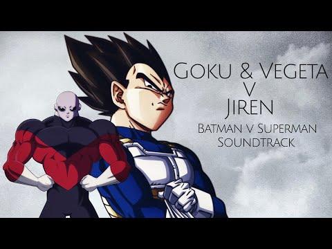 Goku and Vegeta vs Jiren: Round 1 - BvS soundtrack