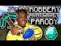 "JUICE WRLD - ""ROBBERY"" MINECRAFT PARODY Mp3"