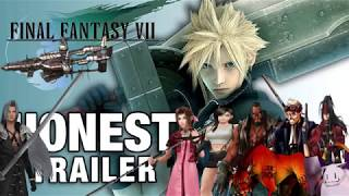 FINAL FANTASY VII Honest Game Trailers - My Reaction