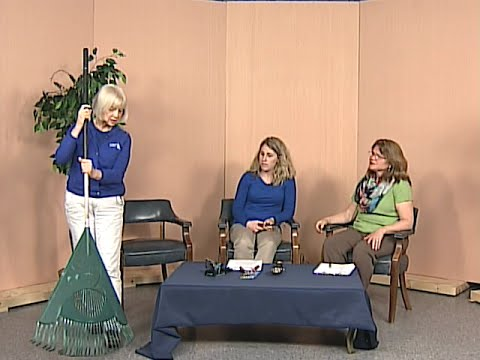 The Lisa Saunders Show: Gardening Safety