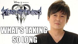 Nomura Explains Why Kingdom Hearts 3 Has Taken So Long