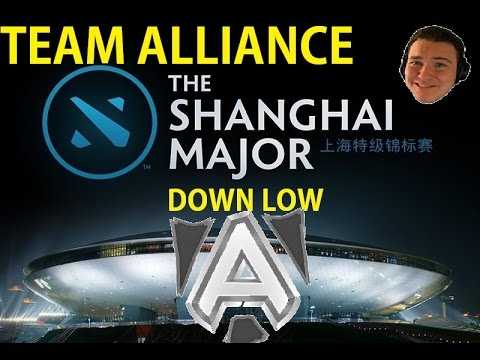 Majors Down Low: Alliance
