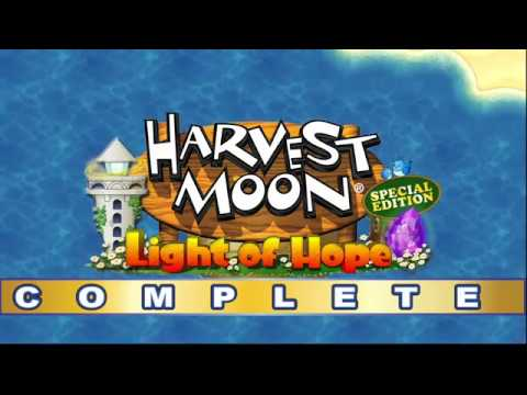 Harvest Moon: Light of Hope Complete - Video