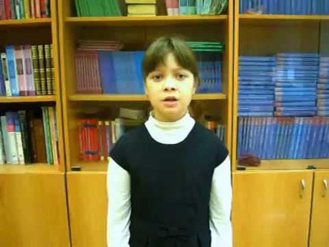 Изображение предпросмотра прочтения – ГульназШареева читает произведение «Осеннее чувство» В.Я.Брюсова