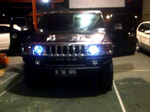 WHELEN INDONESIA  HUMMER H2 2010  YouTube