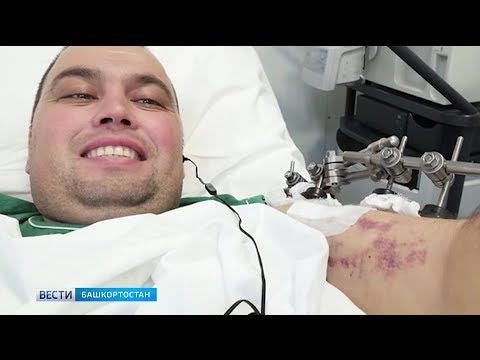 Пострадавший от стрелка в Учалах Зариф Хилажев пошел на поправку