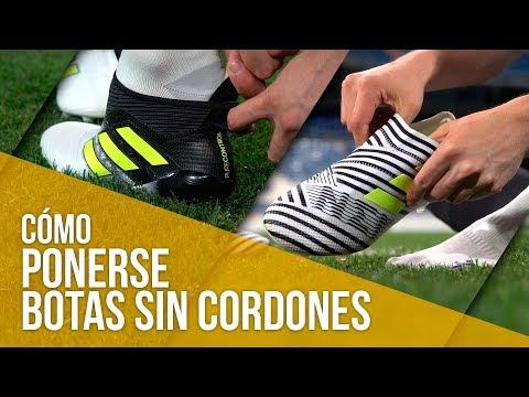 Botas Cordones Adidas Cómo Las De Ponerse Sin Youtube wiTPkXZOu