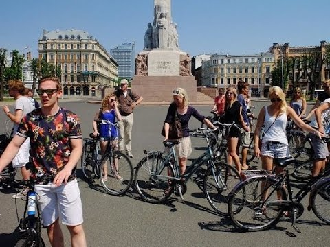 Bike Tour Review, Riga, Latvia. Fascinating Exploration of Riga