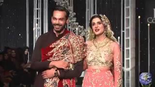 PANTENE HUM BRIDAL COUTURE WEEK 2018 |Tabassum Mughal s Collection  #PHBCW #HBCW