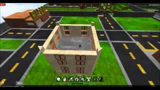 ROBLOX - EBC City Build Time Lapse II