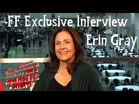 tastic Forum  with Erin Gray