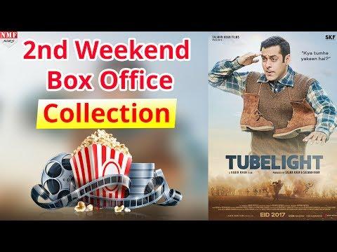 'Tubelight' 2nd Weekend Box Office Collection | Salman Khan