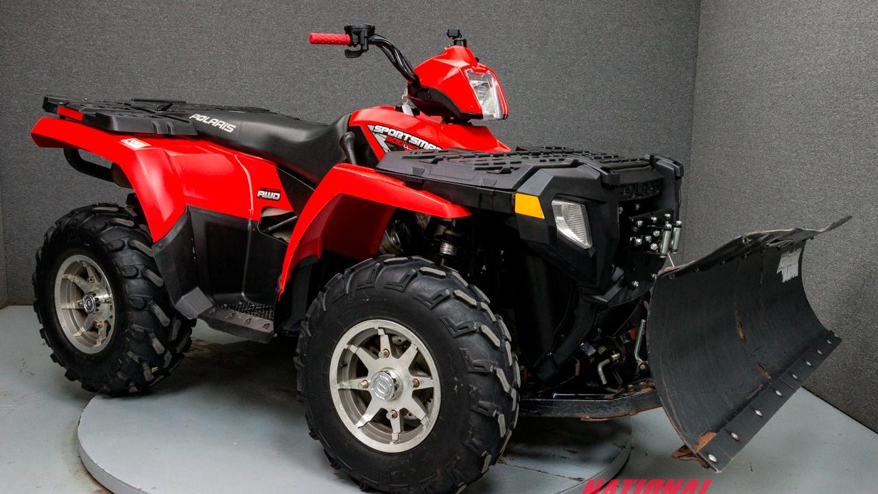 Polaris Sportsman 800 >> 2008 POLARIS SPORTSMAN 800 EFI 4X4 ATV - National ...