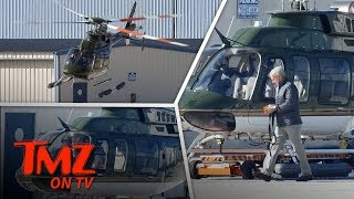 Harrison Ford Is Flying Safely Again!   TMZ TV