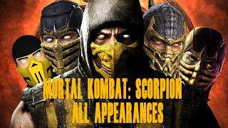 Mortal Kombat Scorpion Appearances MK1 - MKX thumbnail