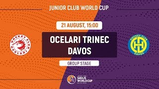 Junior Club World Cup 2018. Ocelari Trinec – Davos (U20)