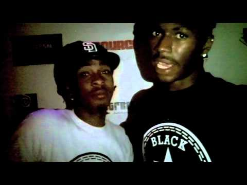 Black Resume in long beach w/ Konvict West and Nappy Boy Digital